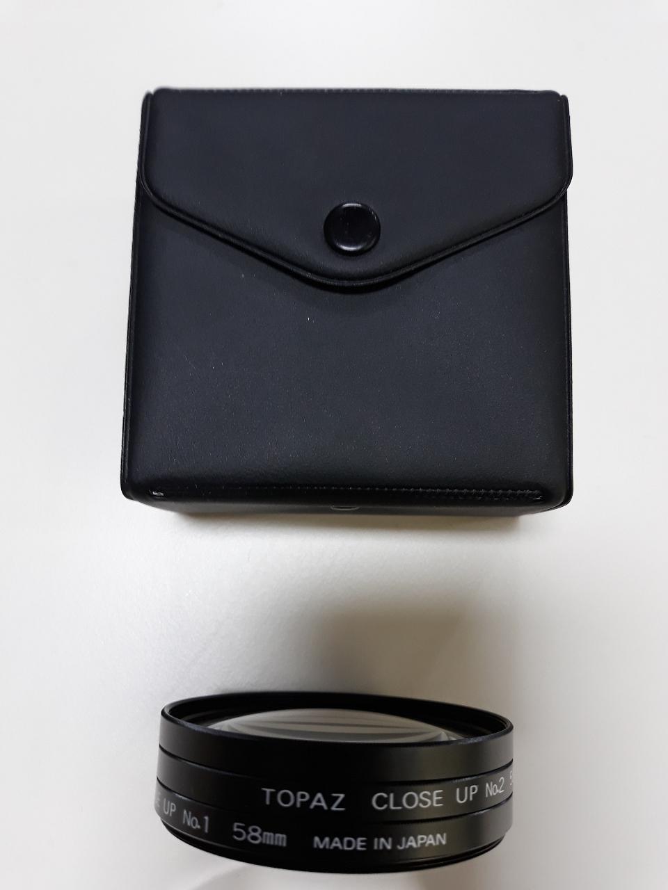 토파즈 CLOSE UP NO2 58mm (택배비무료)^^