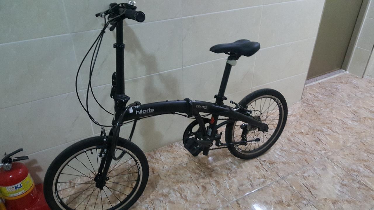 알톤 로드마스터 힐라리스 20인치 /폴딩자전거 /접이식자전거 /스윙암방식 /알루미늄 /시노마7단 /초등부터성인까지