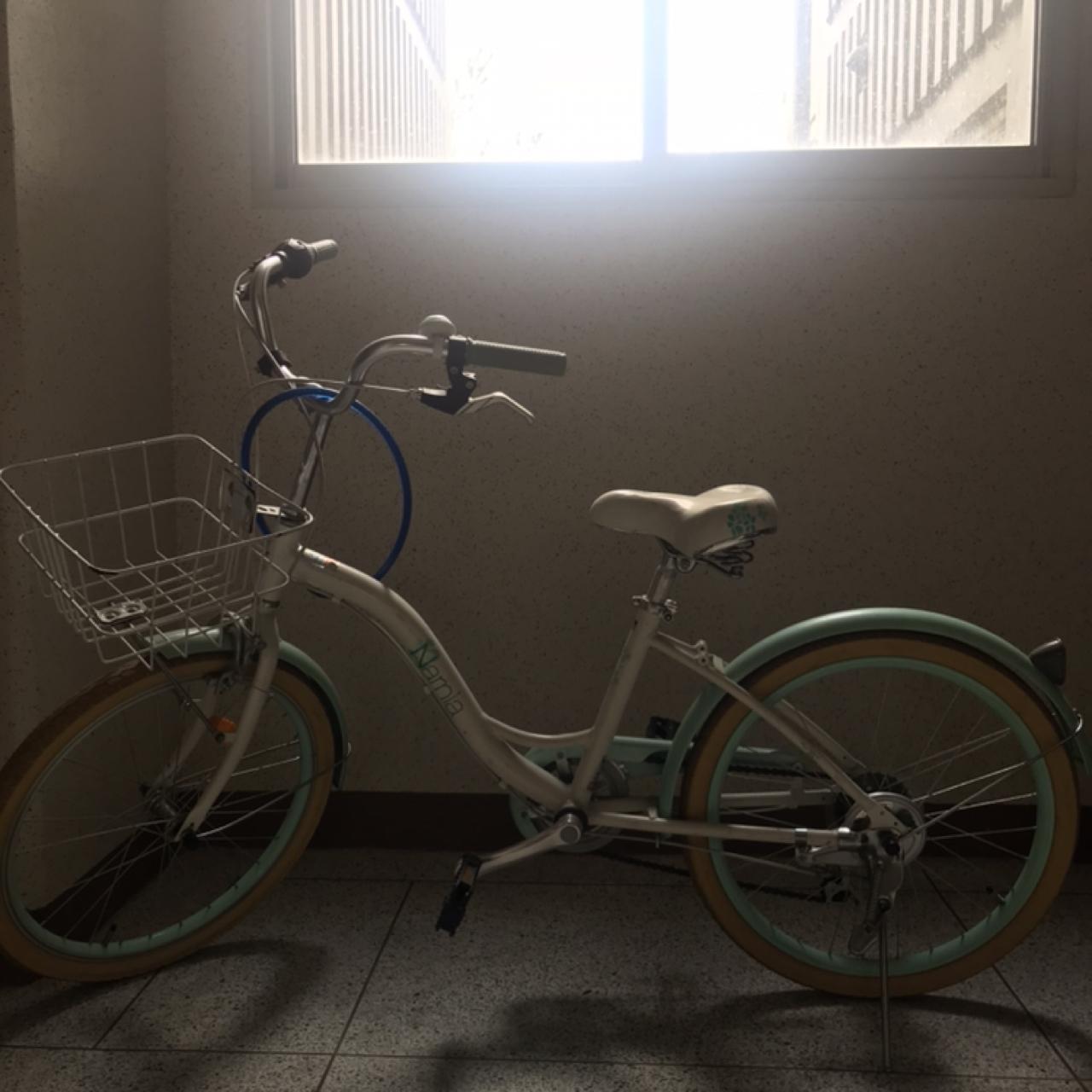 여성용 스마트 자전거 판매해용