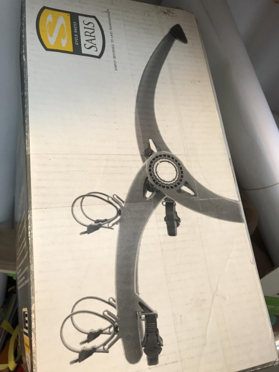 자전거 캐리어 / 차량용 자전거 운반 Saris Bones 2