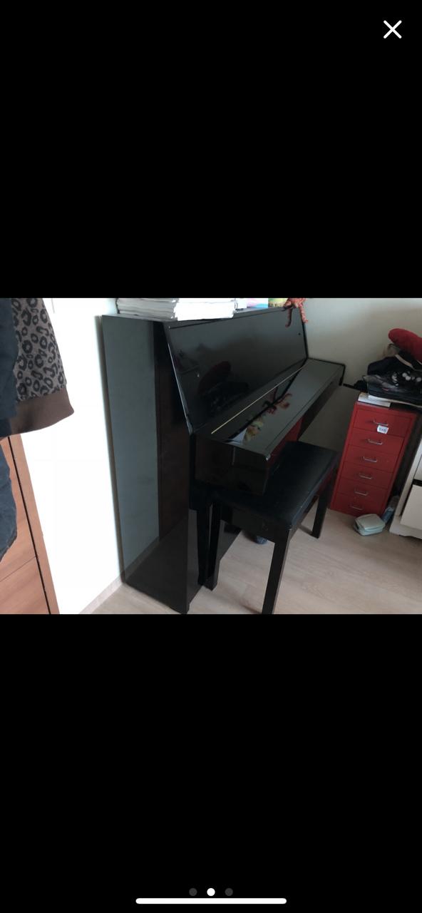 야마하 피아노 2012년식 JU109PE 모델 판매합니다.
