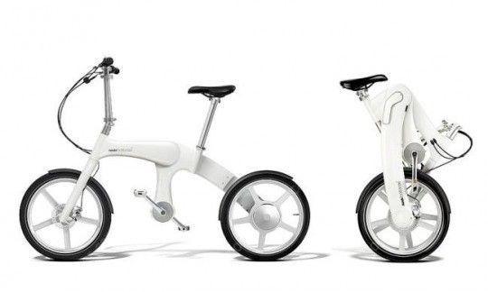 전기자전거 만도풋루스 1세대 접이식 전동자전거 판매