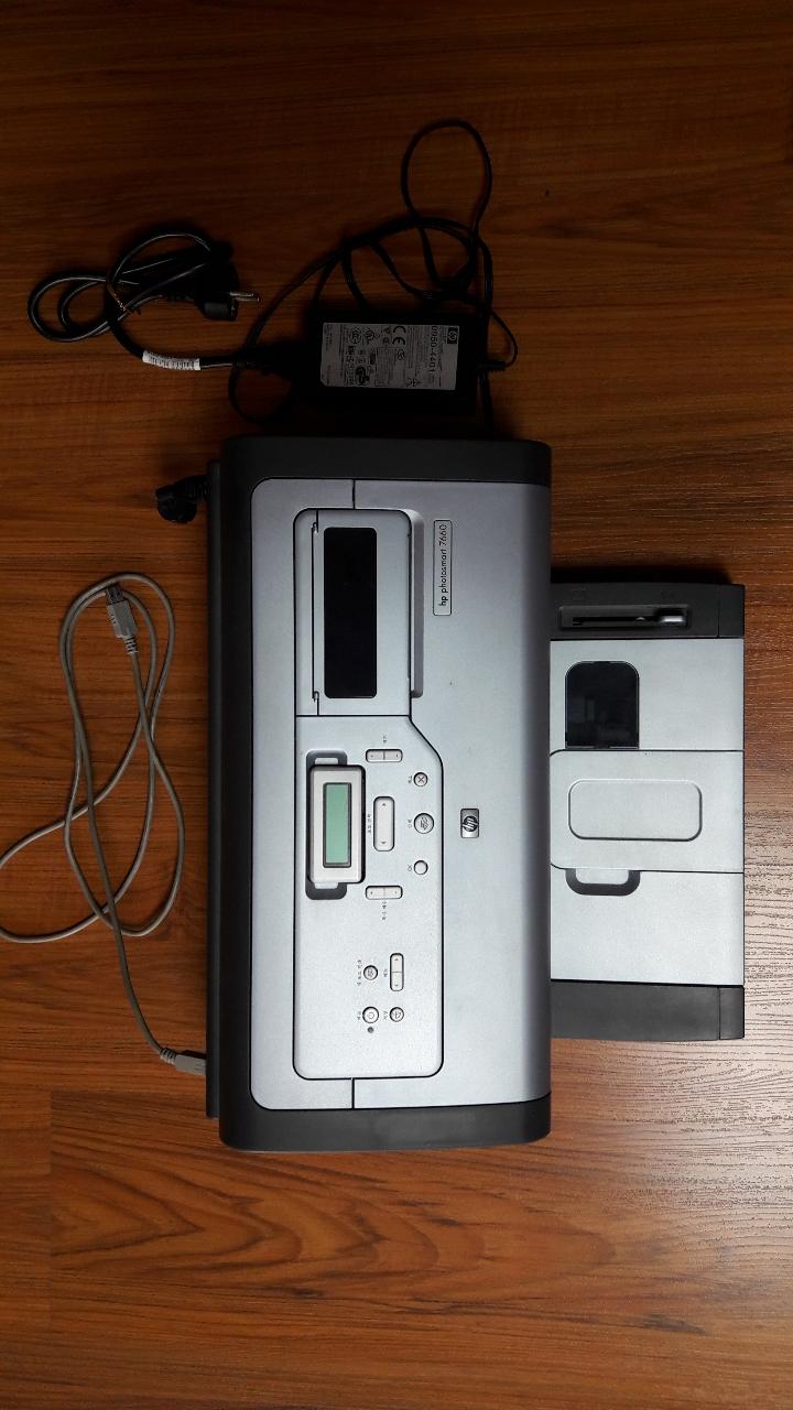 HP프린터 photosmart 7660(칼러/흑백)