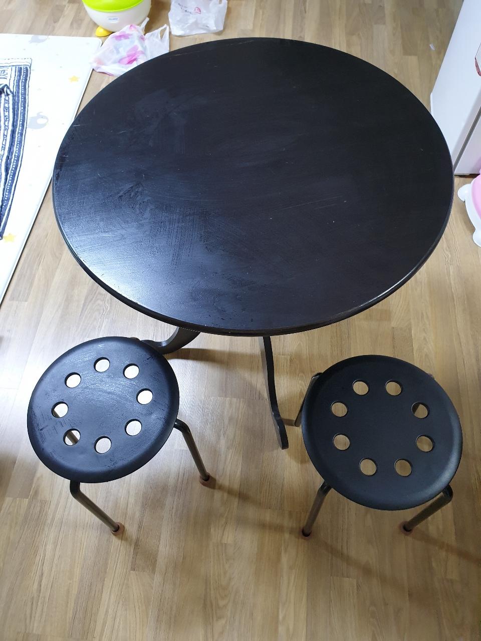 원 식탁ㆍ테이블ㆍ의자