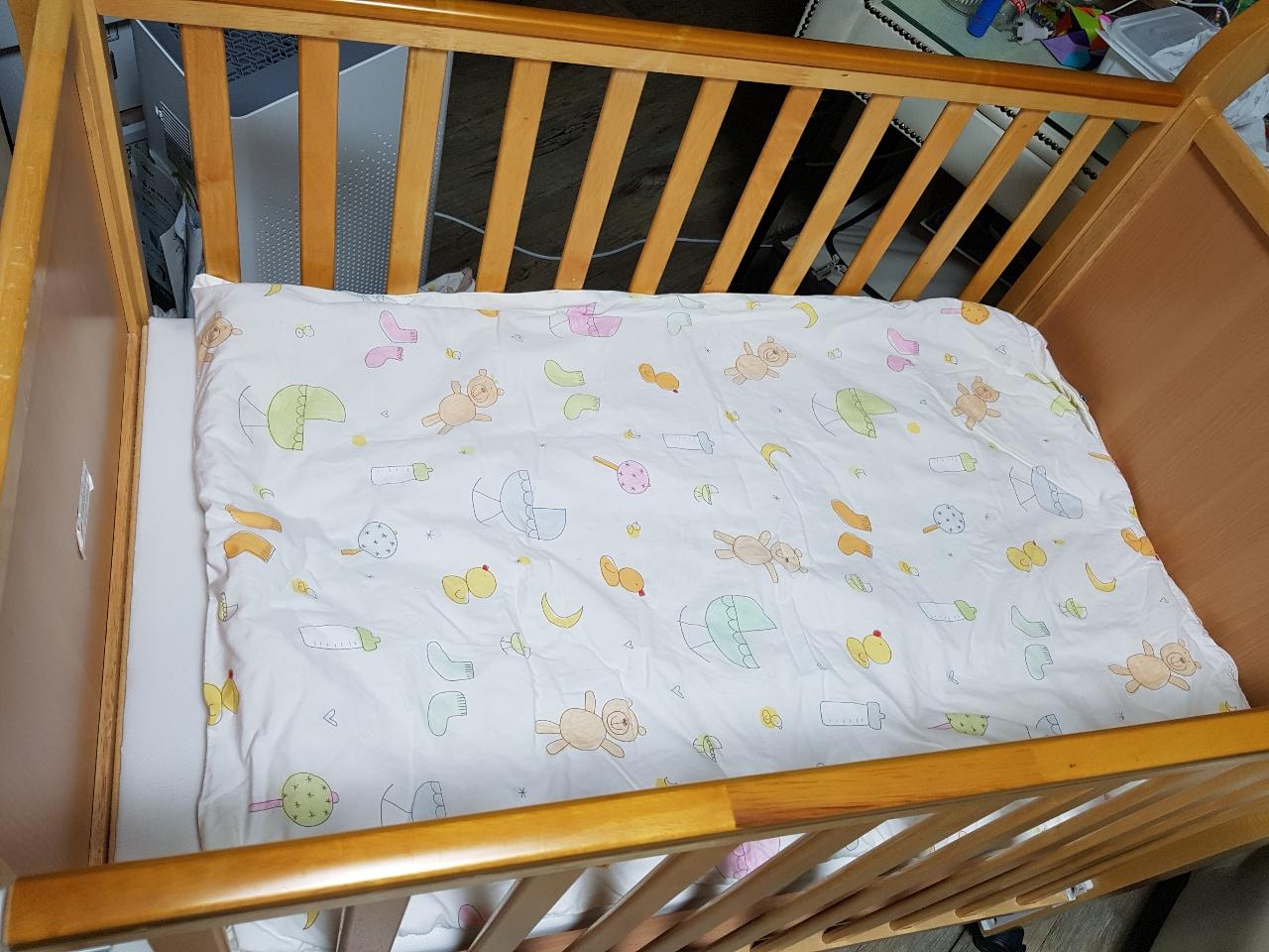 보니 아기침대  가격내림