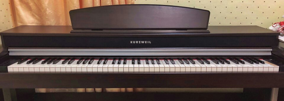 영창 커즈와일 디지털피아노 안단테 CUP220 팝니다.