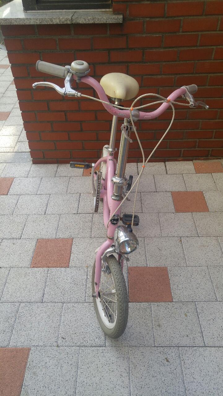 삼천리자전거 14인치 자전거 팔아요