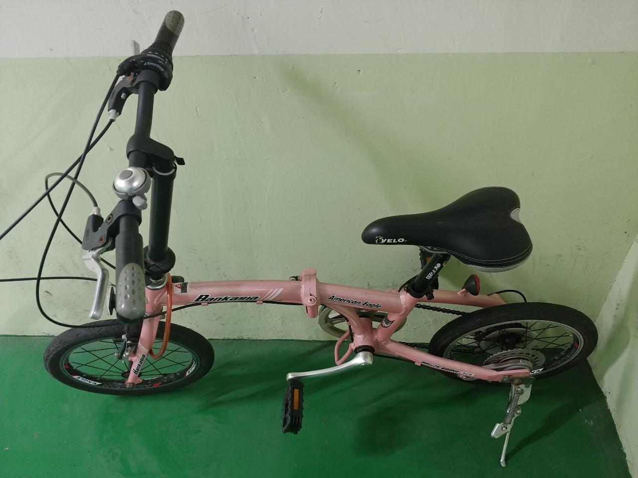 반카시아 미니벨로 자전거 16인치