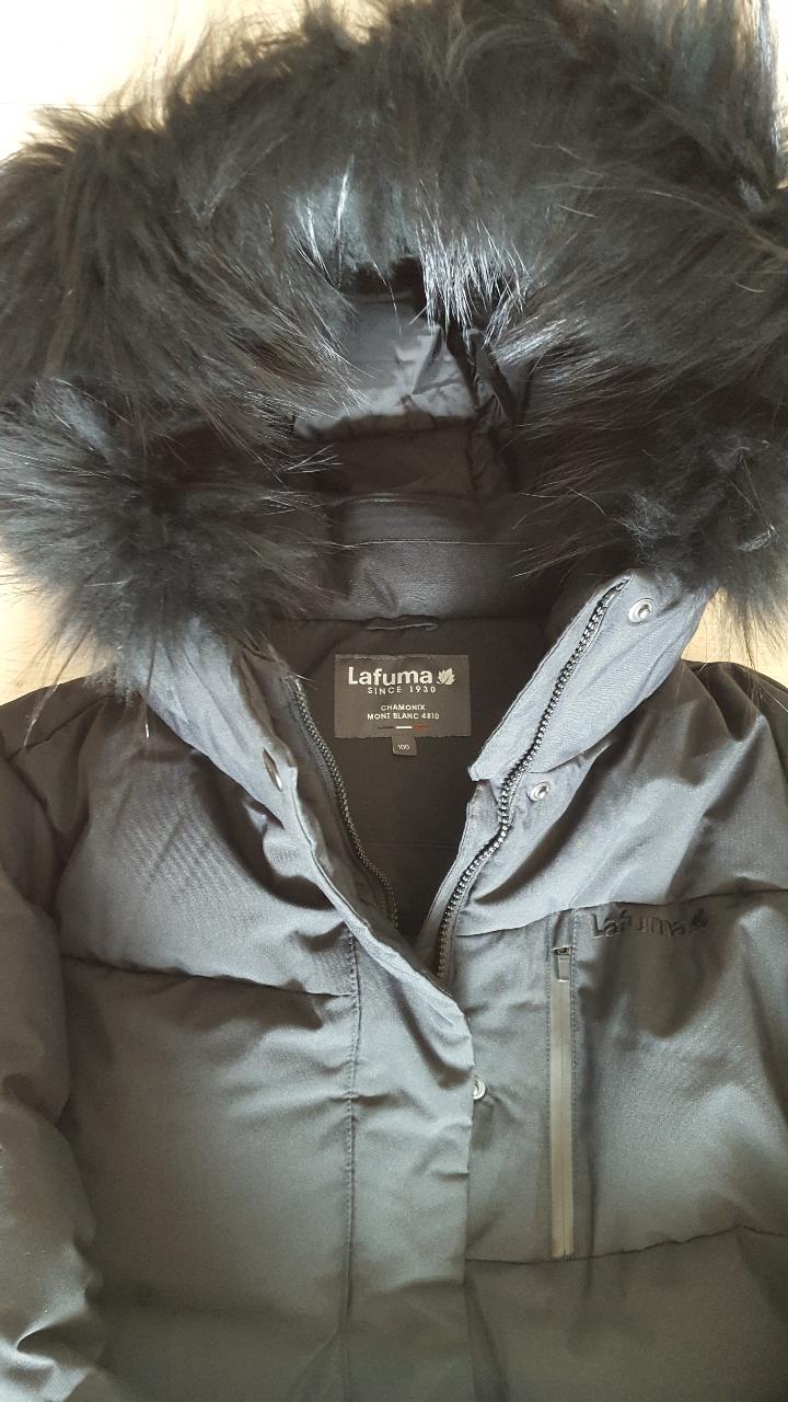 여성 롱덕다운, 롱패딩, 패딩점퍼 (라푸마 18년 새상품)