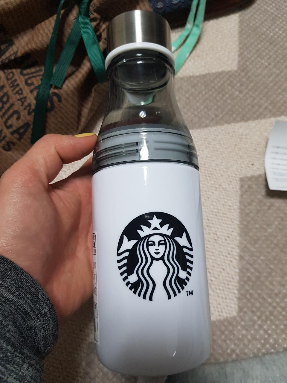 스타벅스 물병 새상품