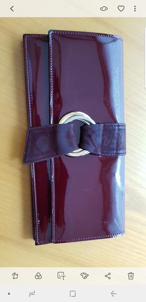 까르띠에 지갑(정품)