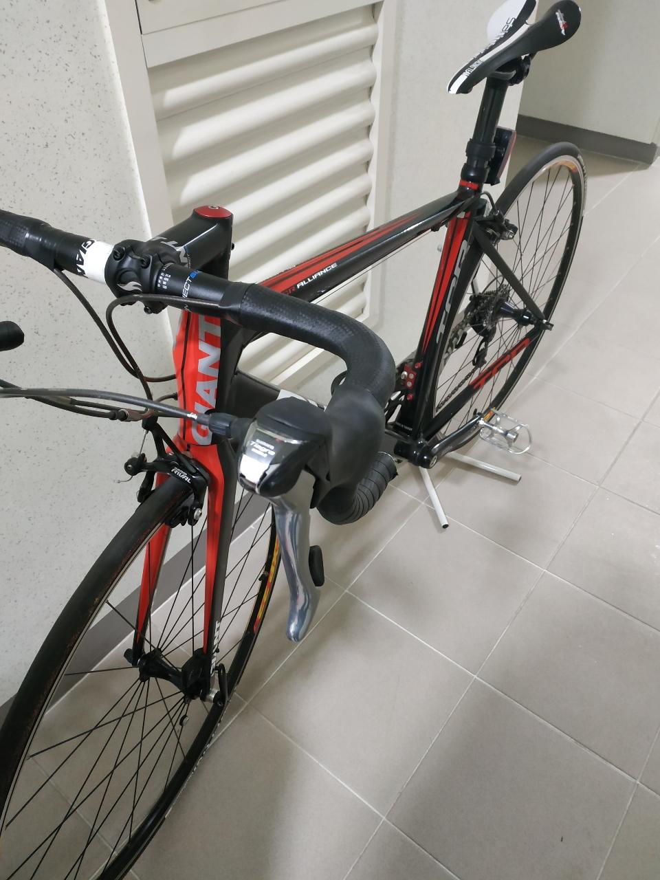 카본 로드자전거