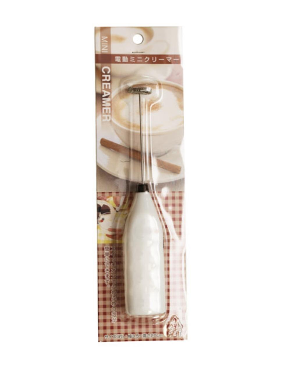 일본 미니 전동 거품기 세제품