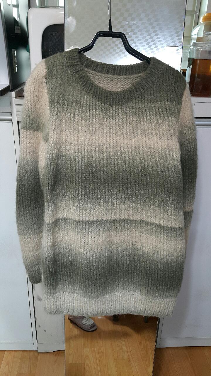스웨터(가격내림)