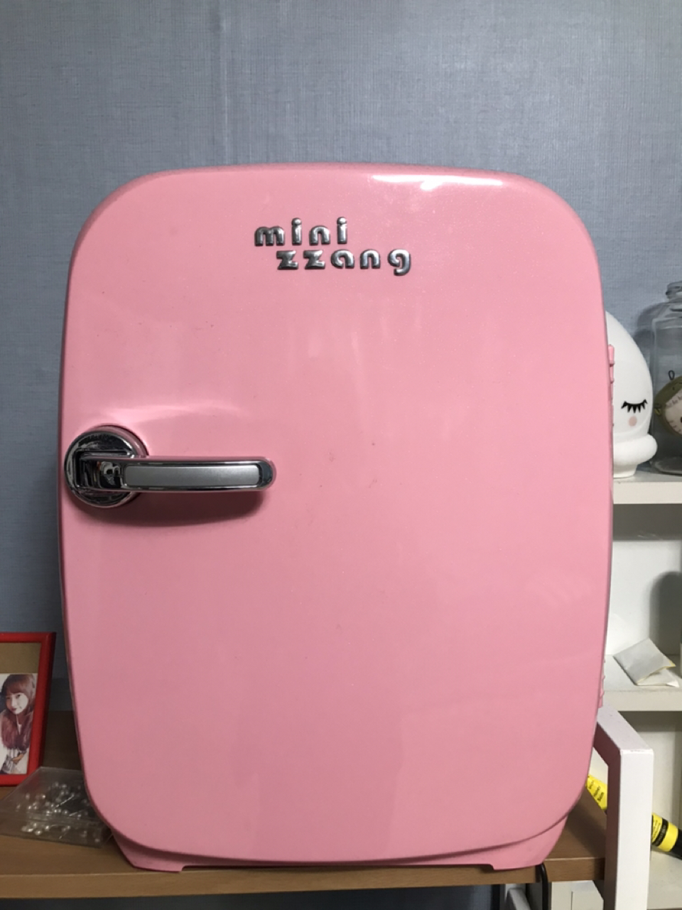 미니 온 냉장고