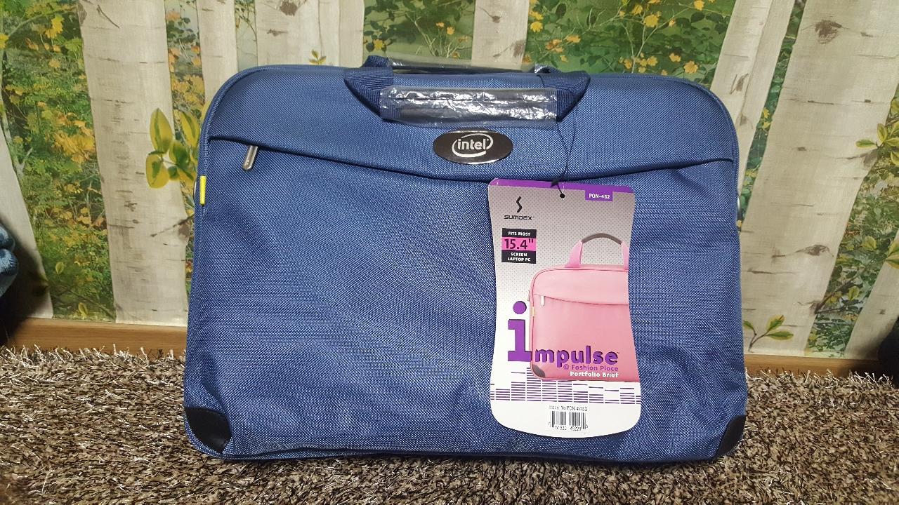 가격내림 SUMDEX 인텔노트북가방 이쁜색 미사용