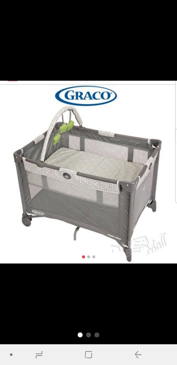 그라코 아기침대 가격내림