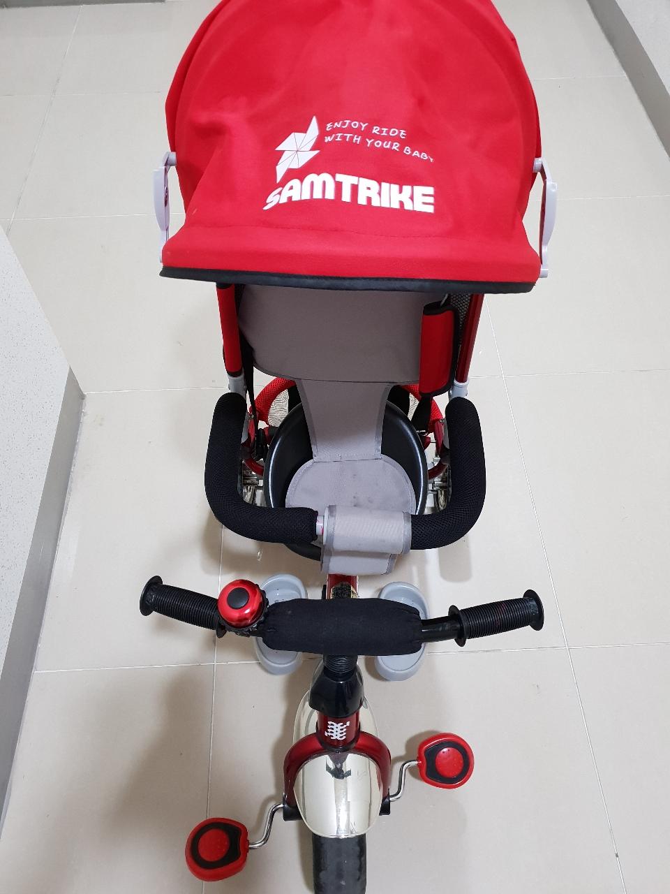 삼천리 유아자전거