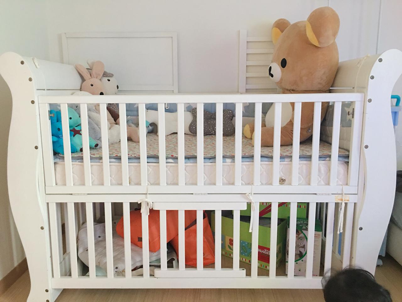 쁘띠라뺑 아기침대