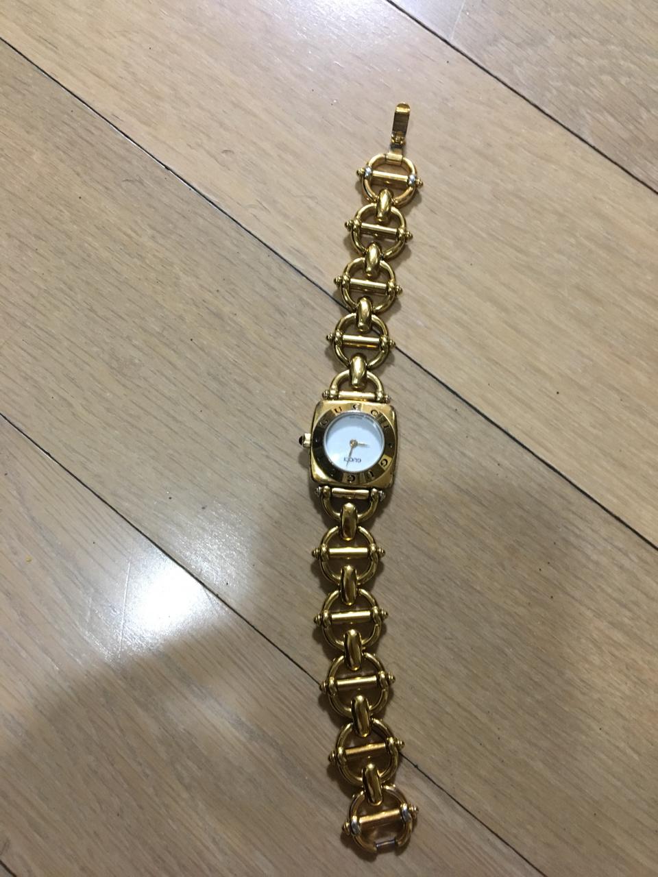 구찌 여성 손목시계 정품