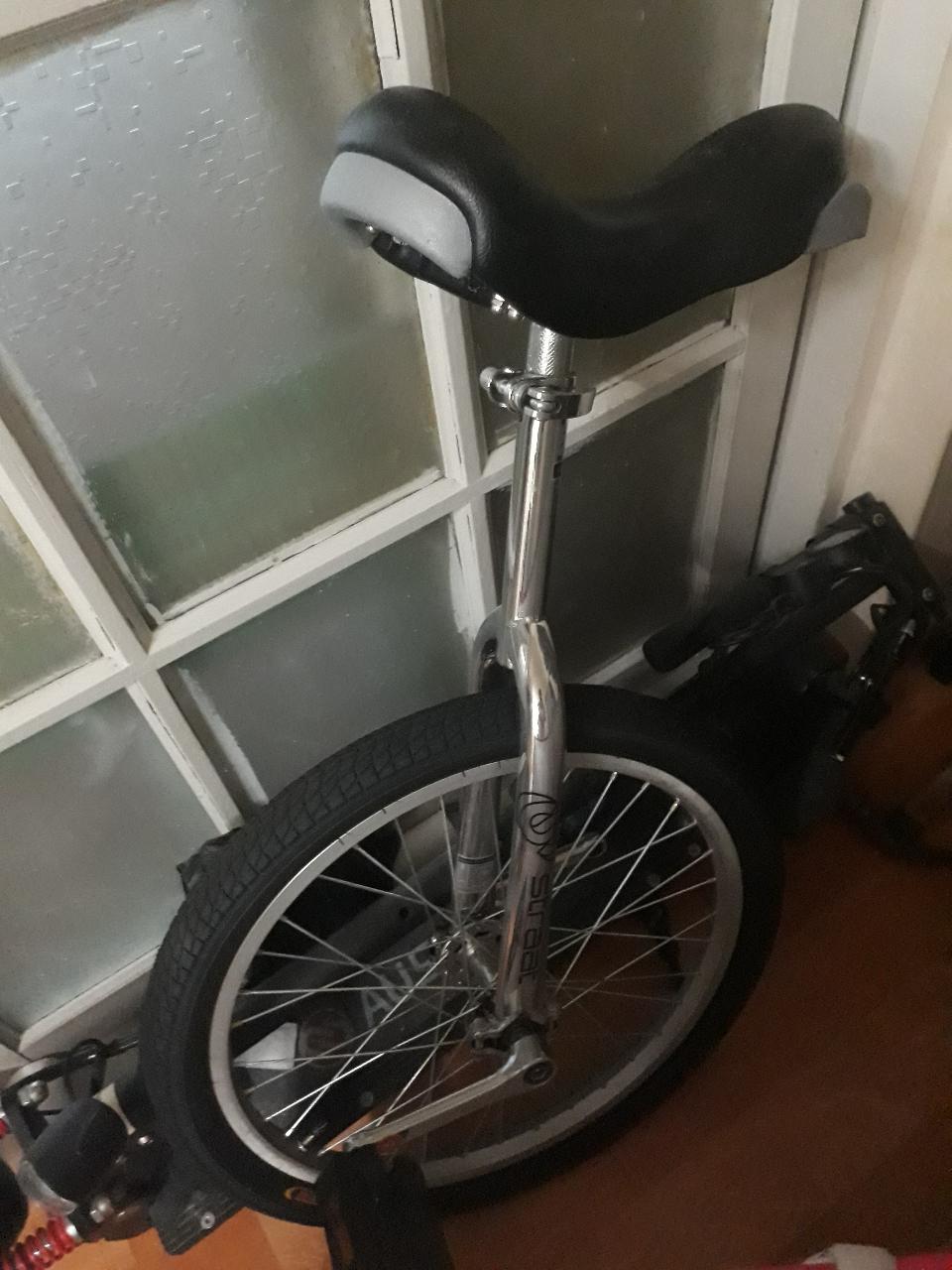 외발자전거~