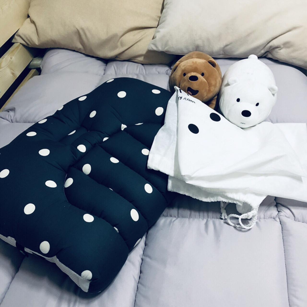 휴대용 아기침대 ,폴더침대