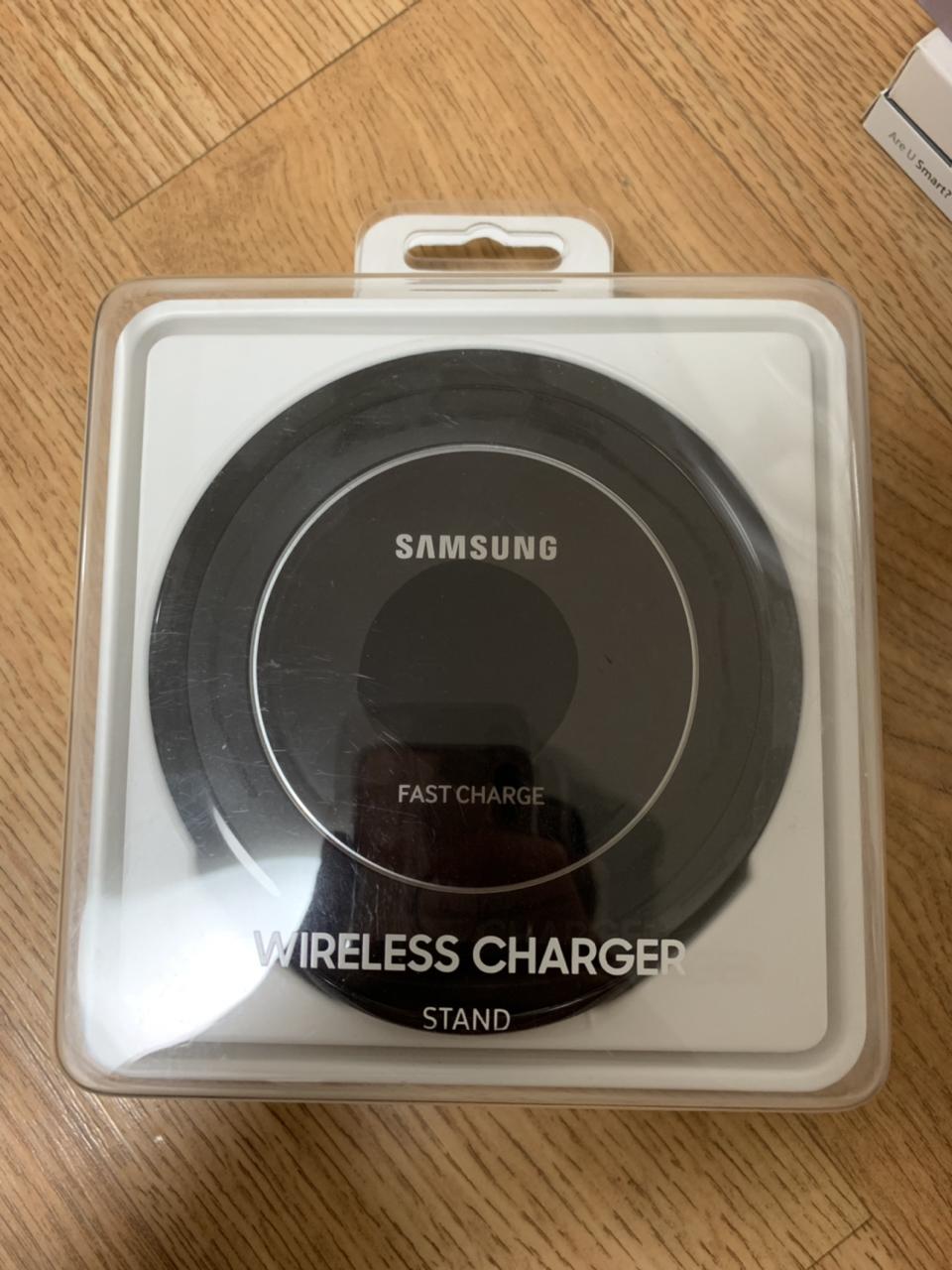 삼성 정품 무선충전기