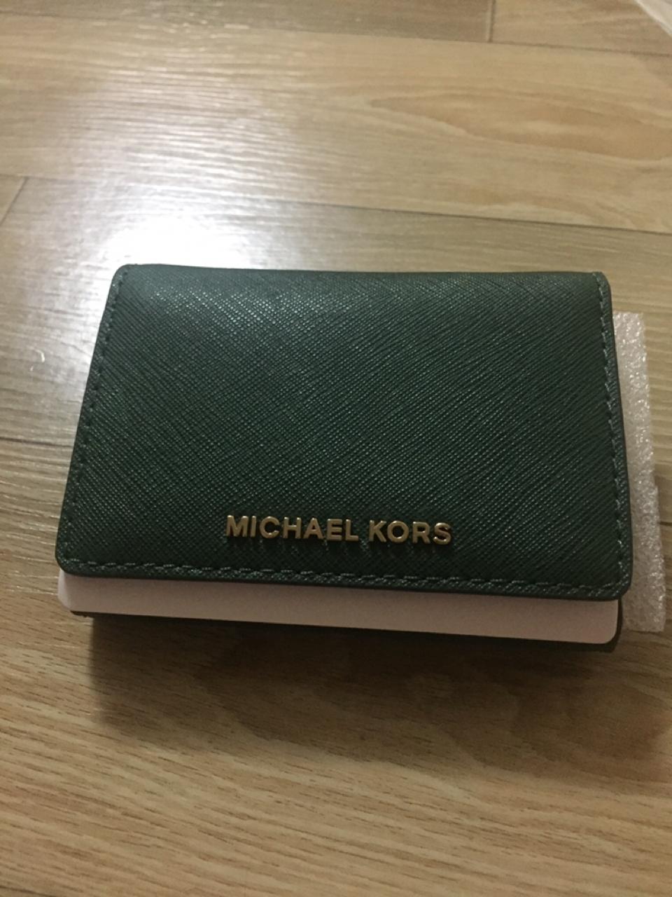 마이클코어스 지갑 새제품