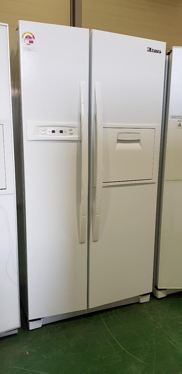 소형 양문형냉장고 공간활용 좋은 냉장고 김포중고가전
