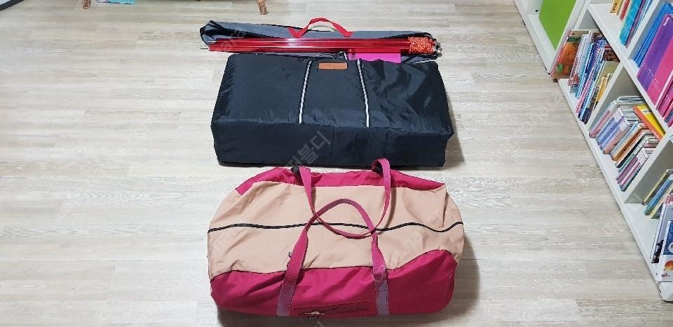 캠핑홀릭 오두막, 휴면타프, DYL 멀티테이블