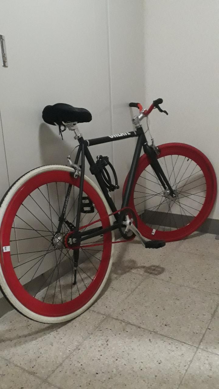 영국 픽스 자전거