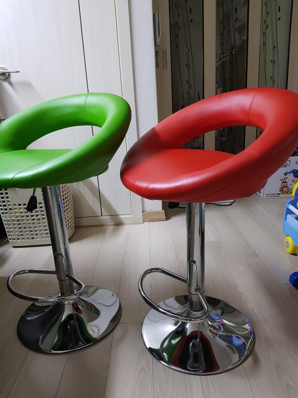 바의자 회전의자 인테리어의자 팔아요.