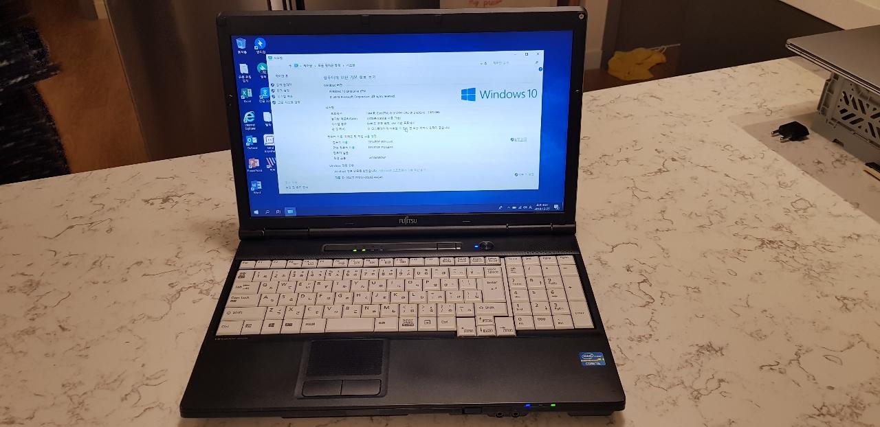 FUJITSU LIFEBOOK A572/GX 15인치 노트북
