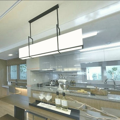 LED 특대사이즈 식탁등