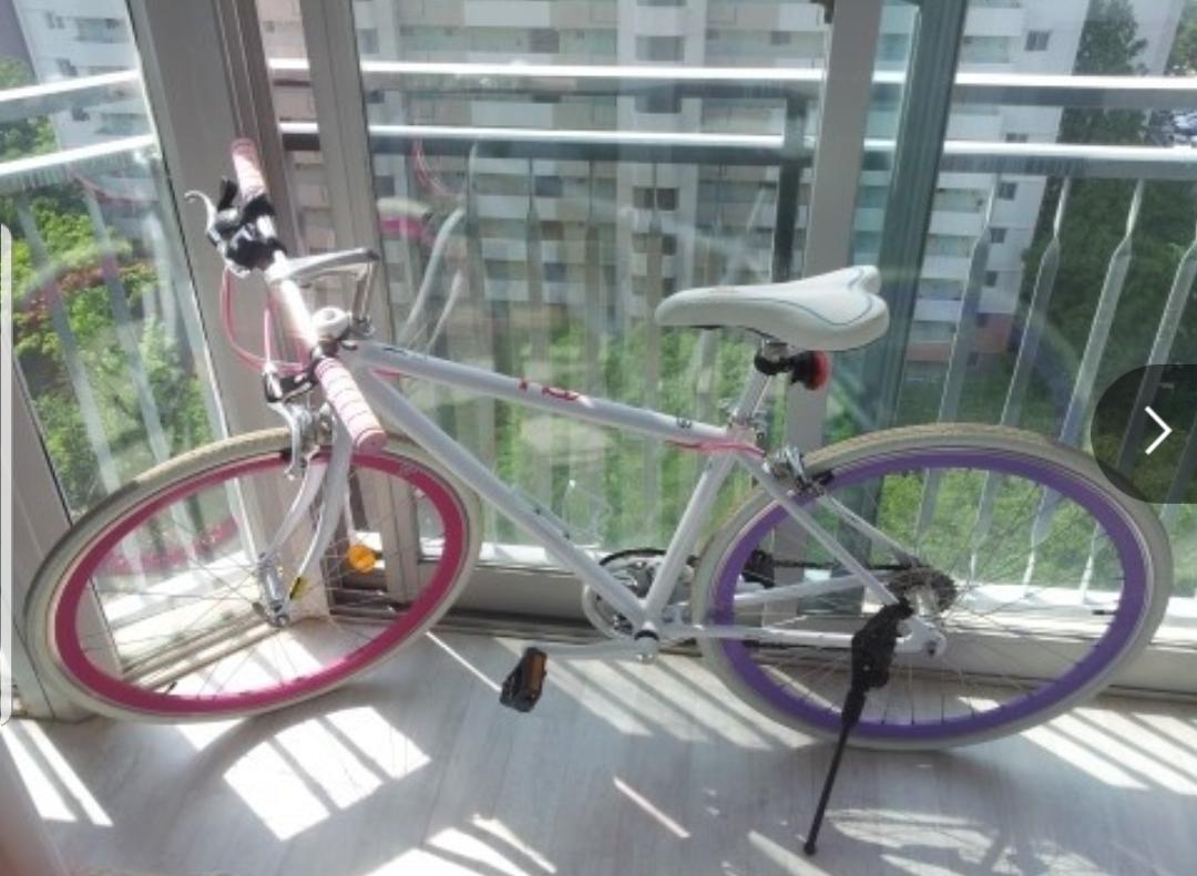 소울7단자전거. 하이브리드 자전거. 성인자전거. 소울자전거