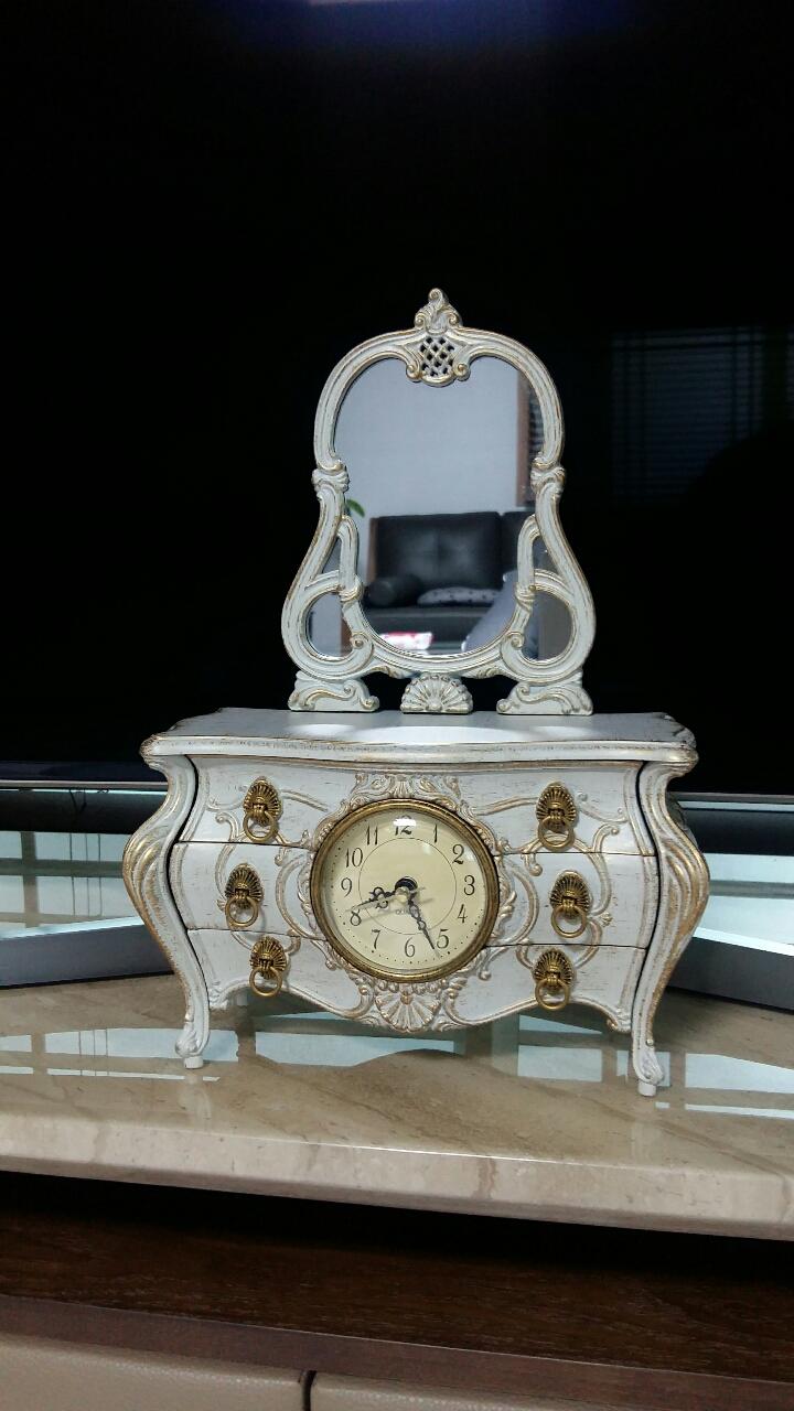 오르골 시계