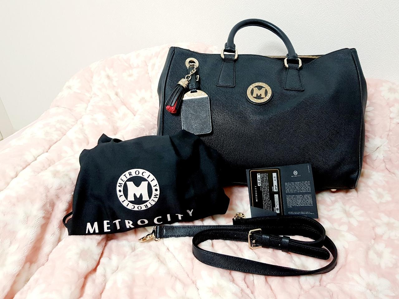 매트로시티 가방