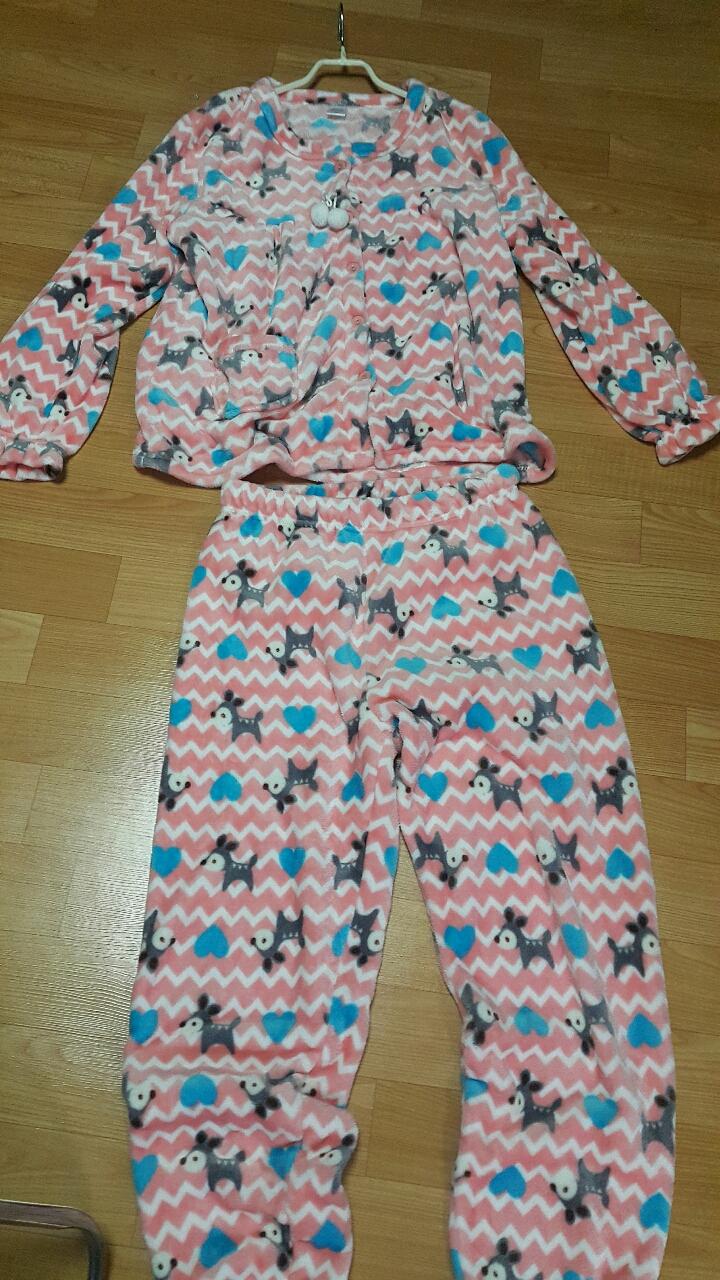 극세사 잠옷(가격내림 )