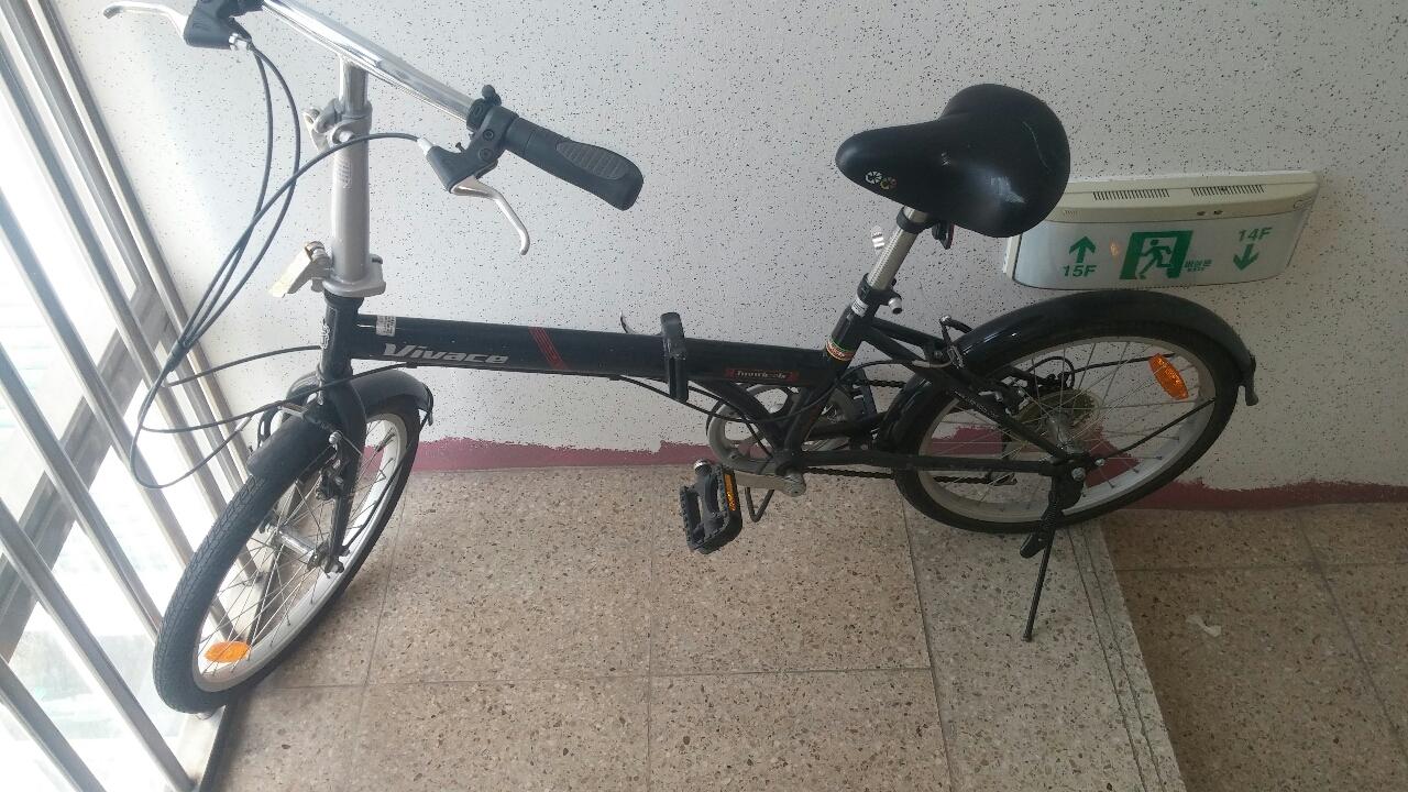 삼천리자전거 비바체 미니벨로 접이식자전거