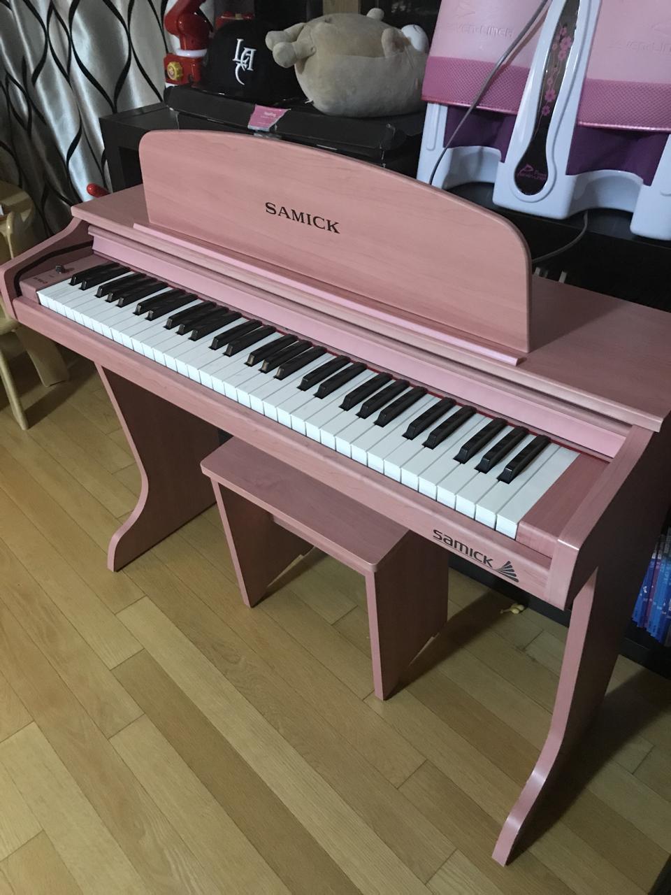 삼익 키즈 피아노 (61건반)