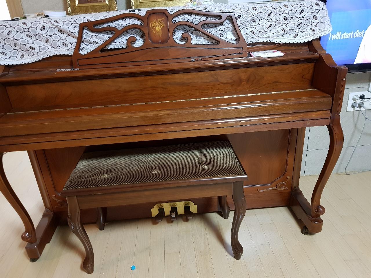 피아노중고