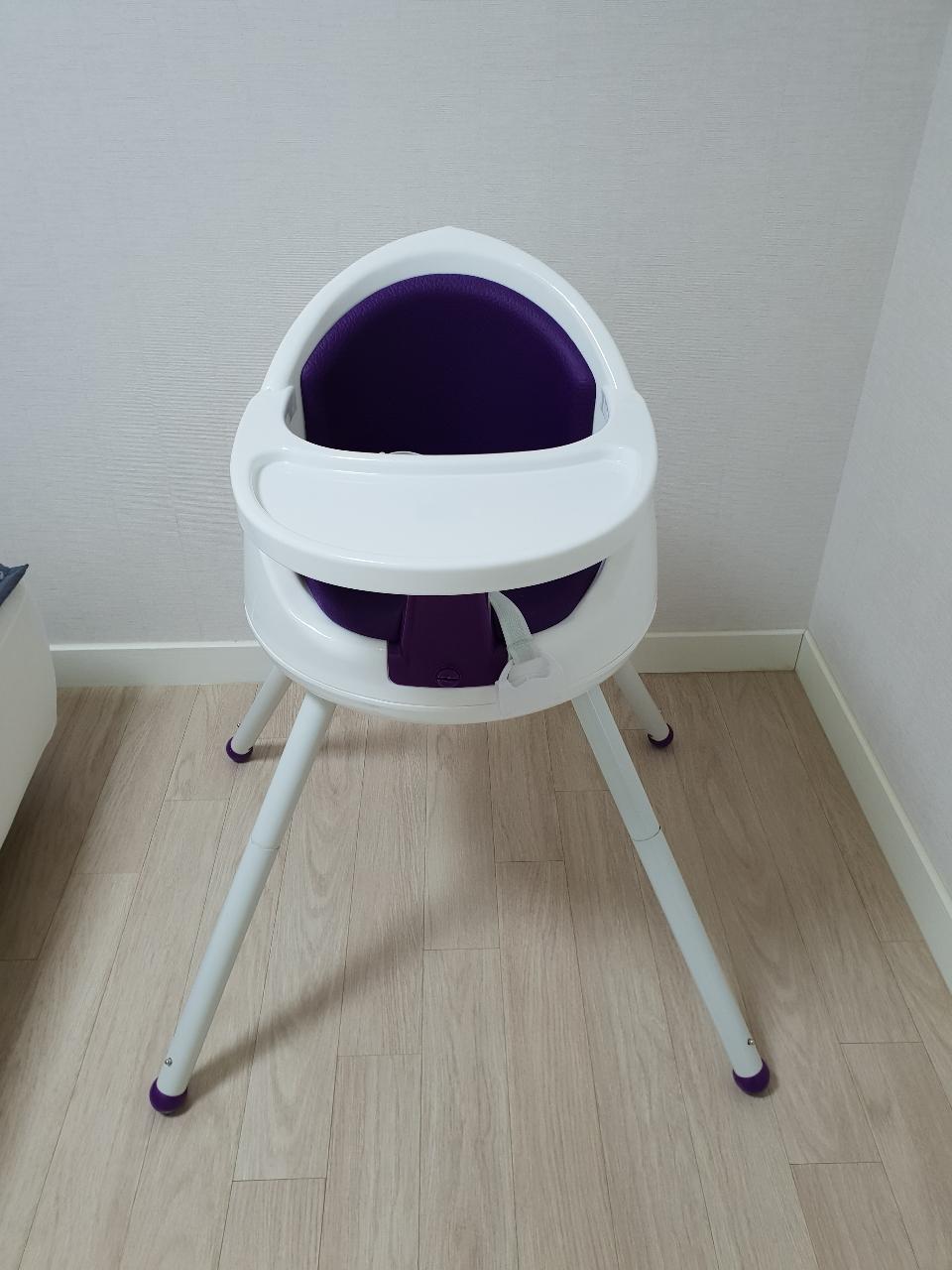 유아용 식탁 의자