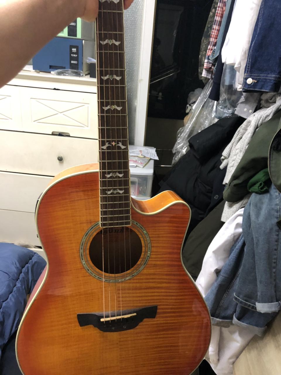 크래프터 노블 기타