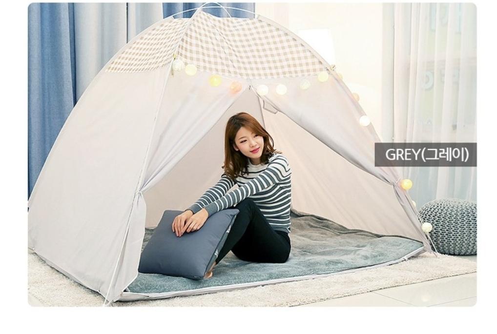 핫방 난방 텐트