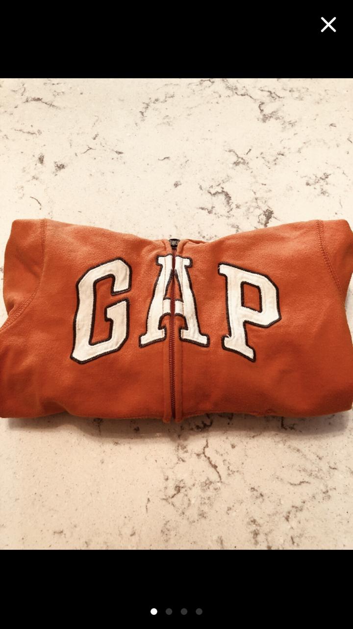 Gap 갭 유아후드집업/5T (무료배송)