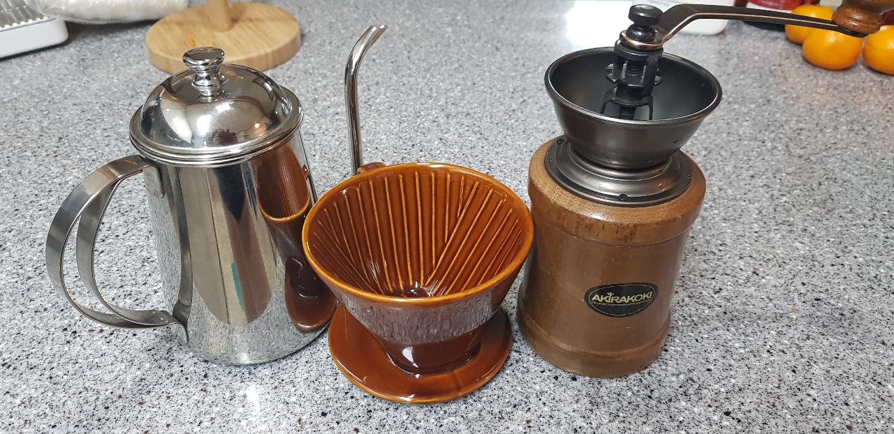 커피 핸드드립 세트