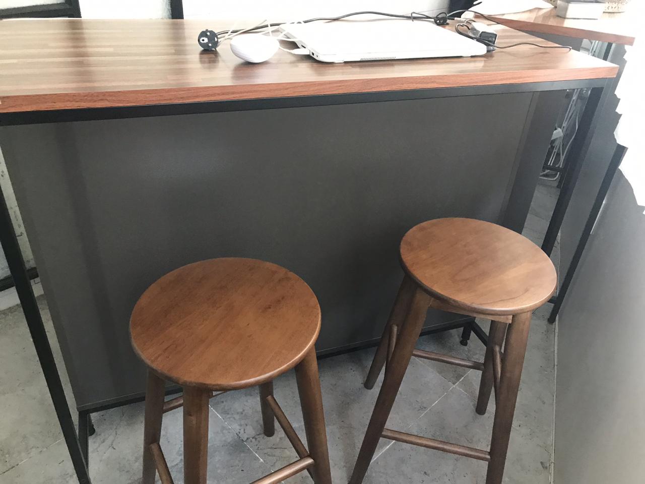 작업테이블과 의자2