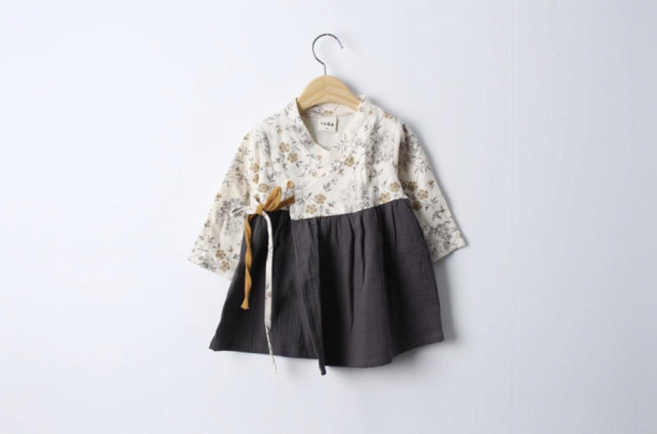 여아한복, 생활한복, 아기한복