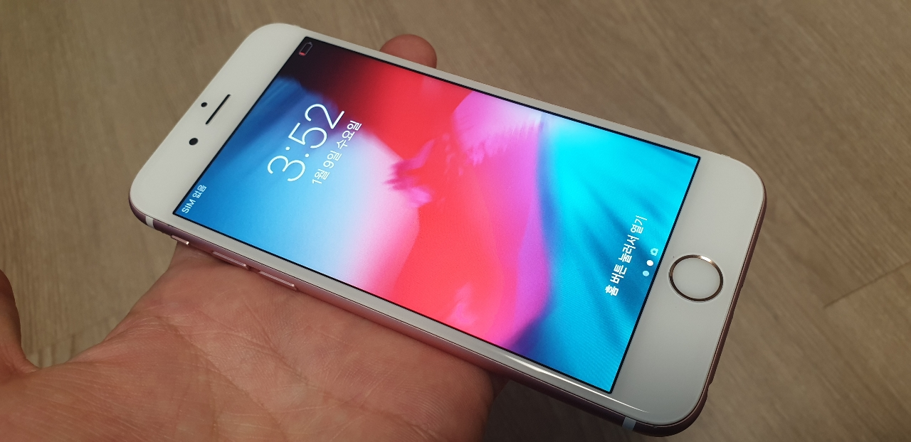 아이폰6s 핑크 64G 팝니다