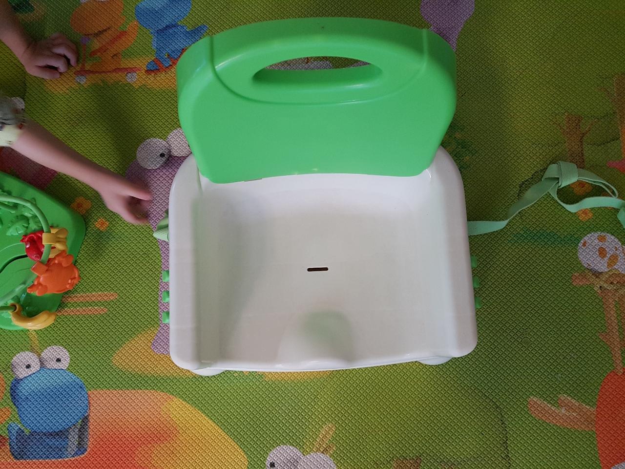 피셔프라이스 부스터  아기식탁의자 유아식탁의자